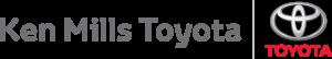 Ken Mills Toyota Logo